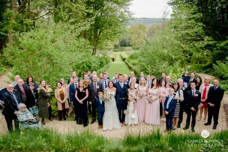 Rococo garden wedding Painswick (23)
