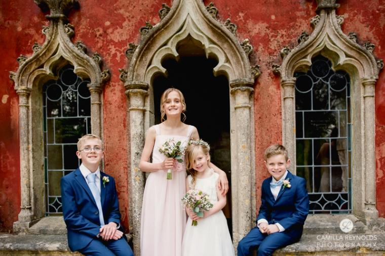 Rococo garden wedding Painswick (24)