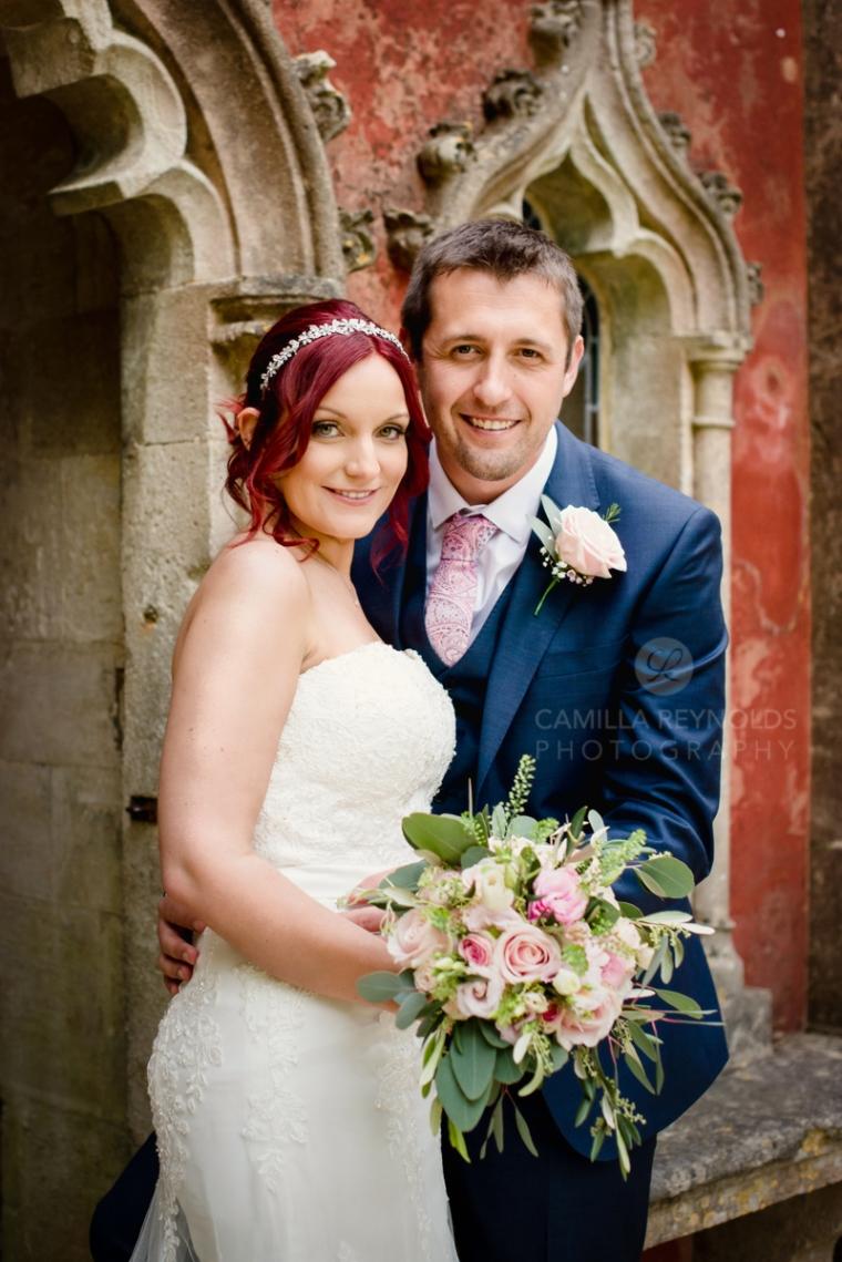 Rococo garden wedding Painswick (25)