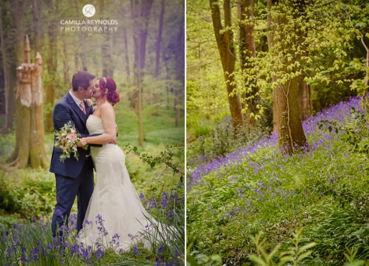 Rococo garden wedding Painswick (28)