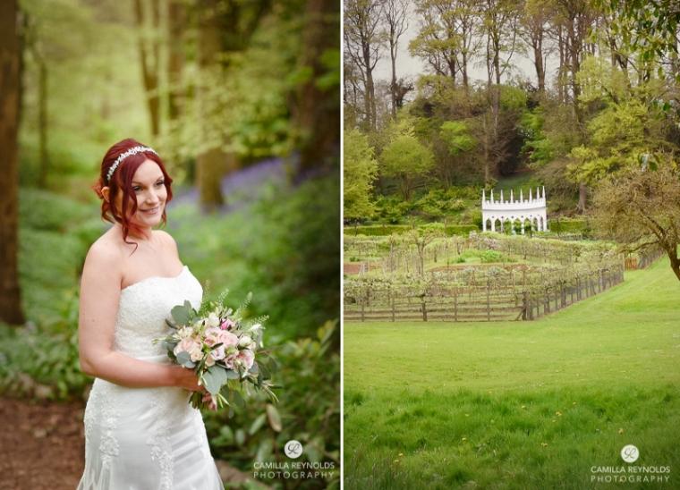 Rococo garden wedding Painswick (33)