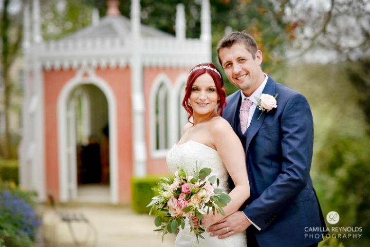 Rococo garden wedding Painswick (35)