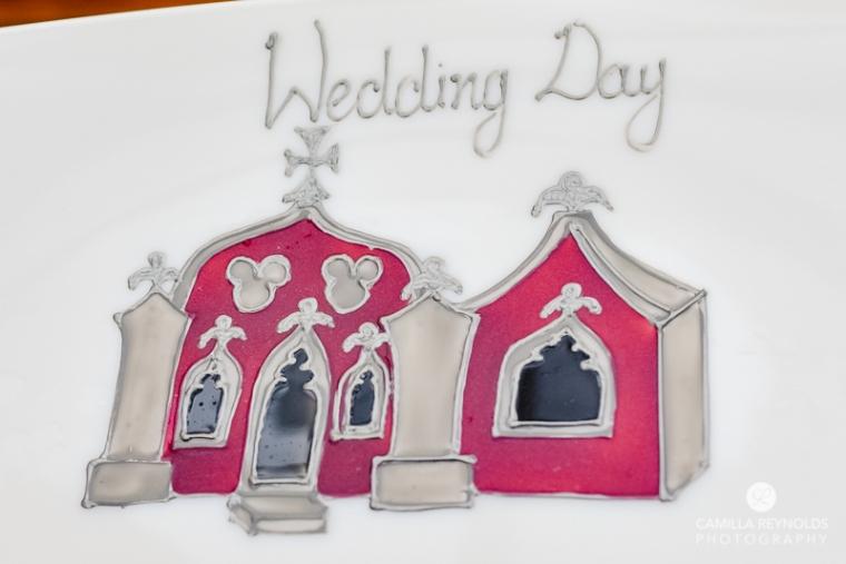 Rococo garden wedding Painswick (37)