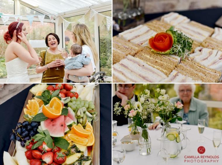 Rococo garden wedding Painswick (38)