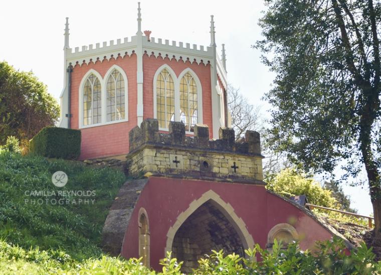 Rococo garden wedding Painswick (4)