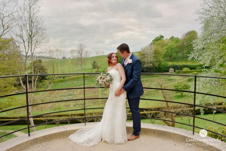 Rococo garden wedding Painswick (43)