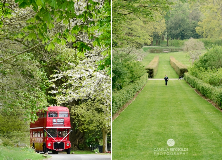 Rococo garden wedding Painswick (6)