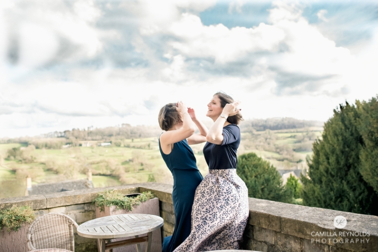 same sex wedding photographer Painswick (14)