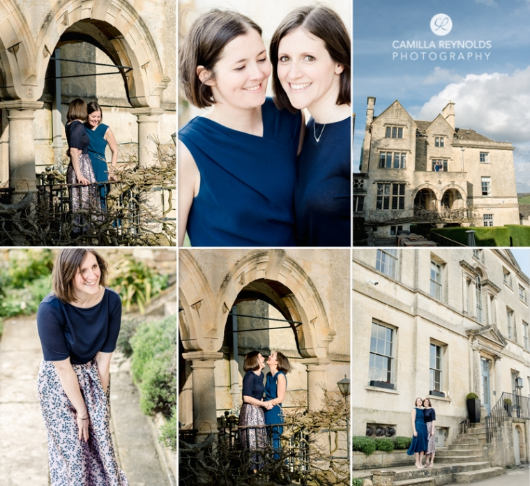 same sex wedding photographer Painswick (15)