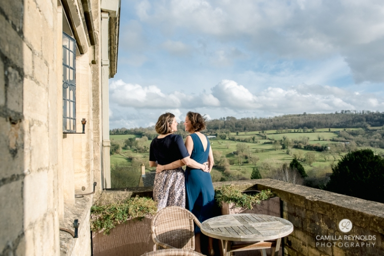same sex wedding photographer Painswick (16)