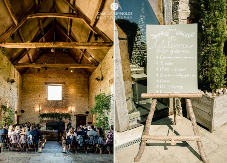 Cotswold wedding photographer Cripps barn (17)