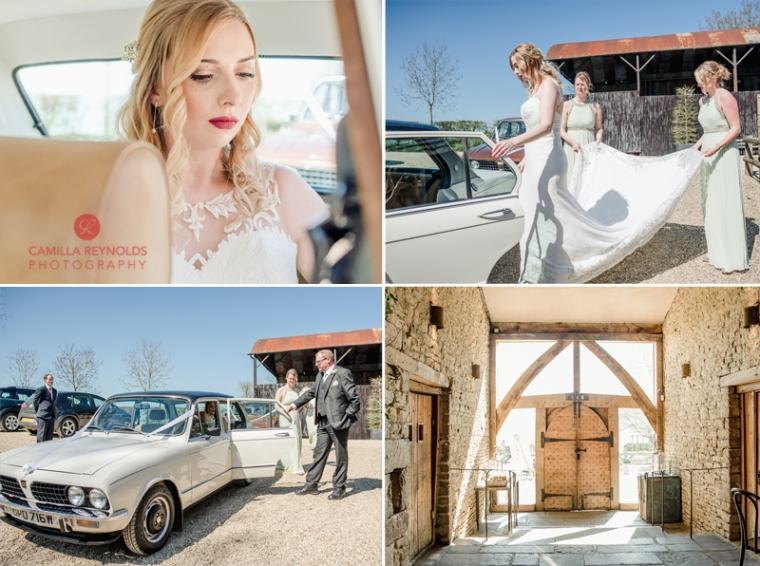 Cotswold wedding photographer Cripps barn (4)