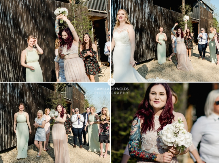 Cotswold wedding photographer Cripps barn (50)