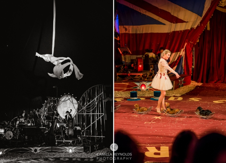 giffords circus cotswold photography