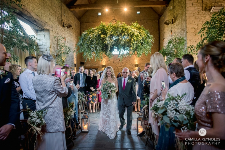 Cripps barn Cotswold wedding photographer (1)