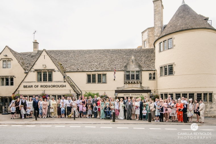 bear of rodborough wedding photography Cotswolds (50)