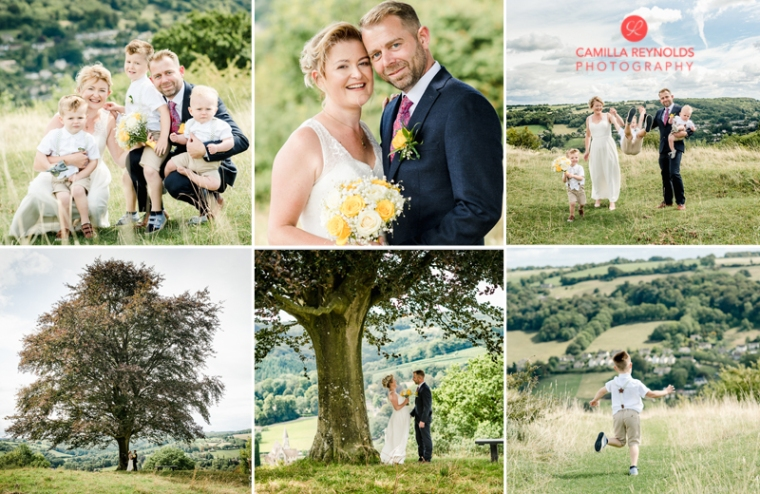 natural cotswold wedding photographer camilla reynolds