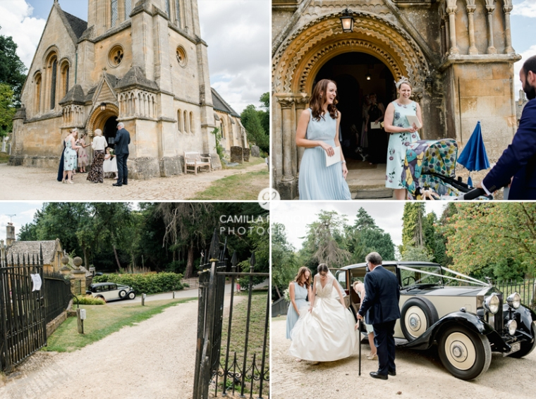 Manor house hotel wedding Cotswolds Batsford (9)
