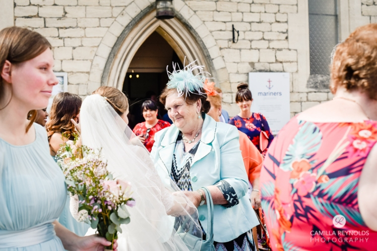 Gloucester docks wedding photography Mariners church (15)