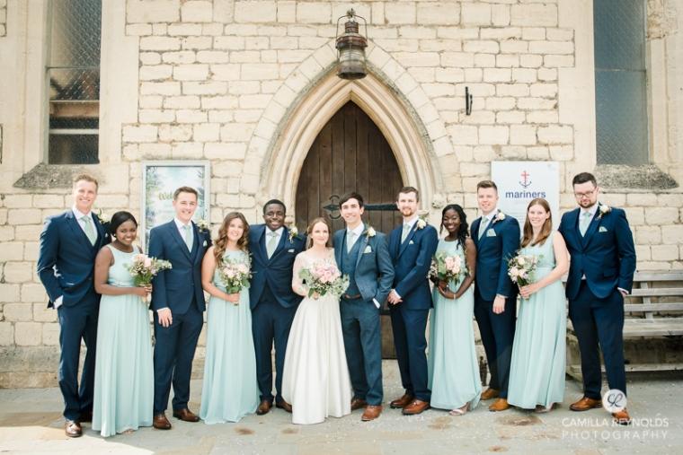 Gloucester docks wedding photography Mariners church (23)