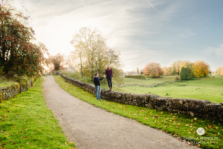 cotswold wedding photographer engagement photo shoot (20)