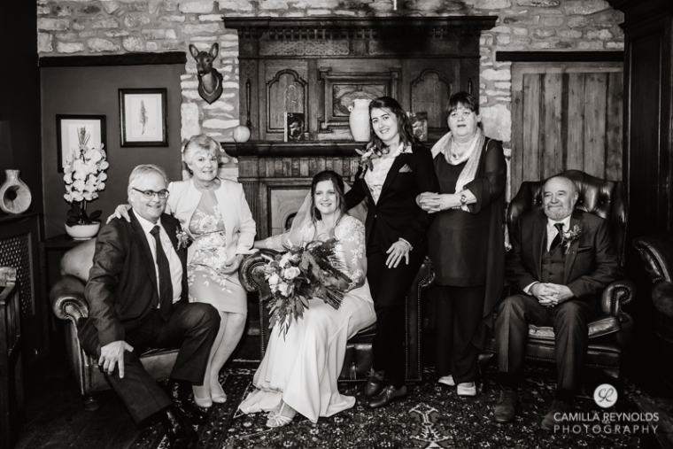 same sex lesbian wedding photography Cotswolds The Old Lodge (39)