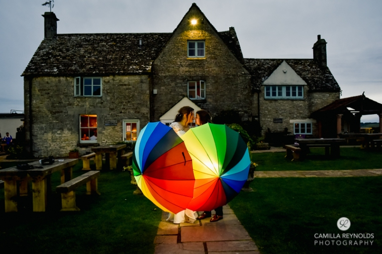 same sex lesbian wedding photography Cotswolds The Old Lodge (62)