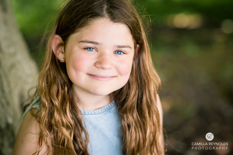 beautiful natural children photo shoot