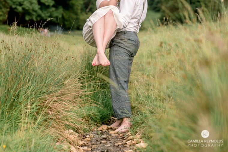 beautiful natural wedding photos