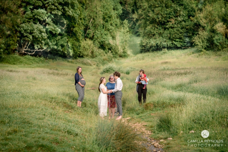 Celebrant wedding ceremony Cotswolds