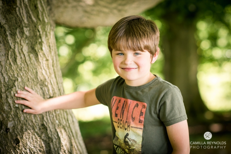 children family photo session cotswolds