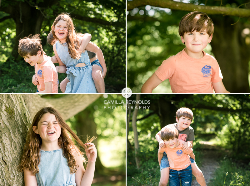 fun children photography