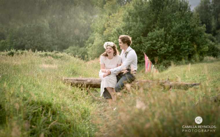 relaxed natural wedding photography