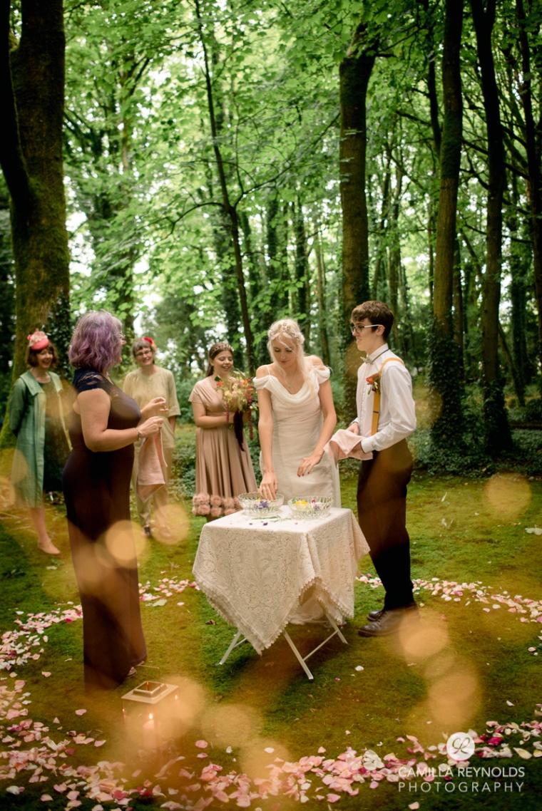 celebrant wedding ceremony Cotswolds Matara uk