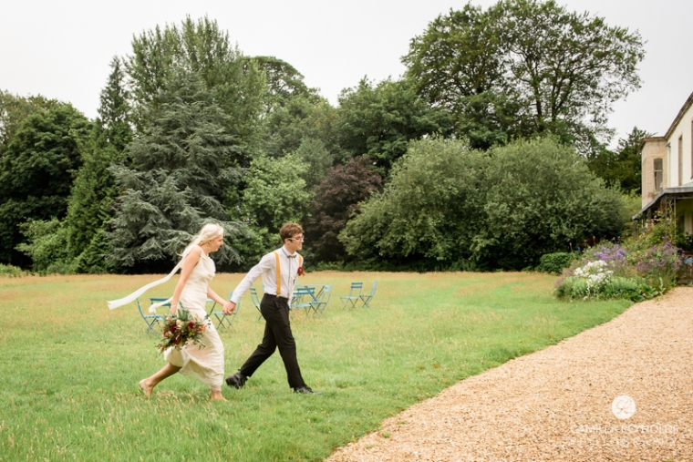 narural relaxed wedding photography uk