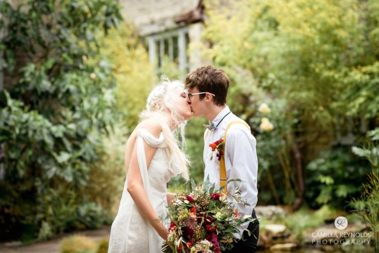 outdoor wedding venue cotwolds