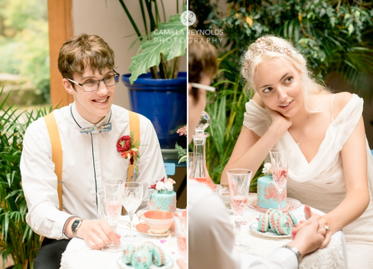 wedding breakfast matara gloucestershire