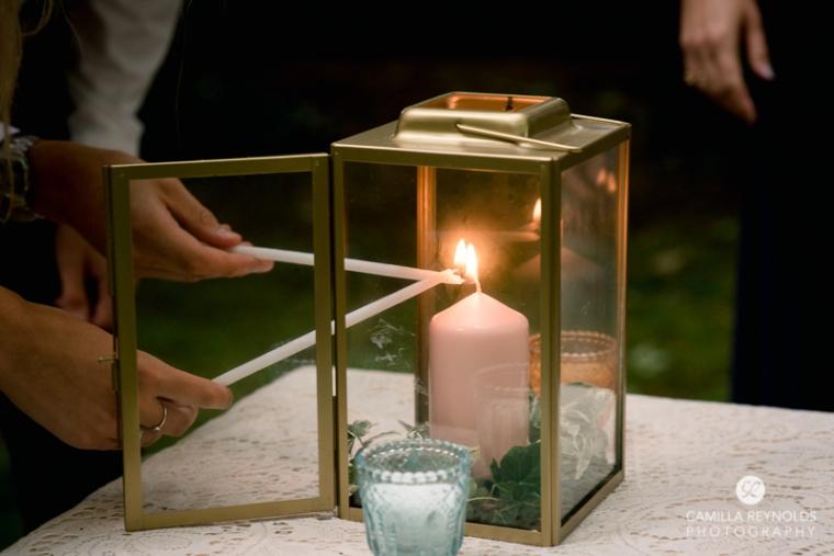 wedding ceremony ideas candles