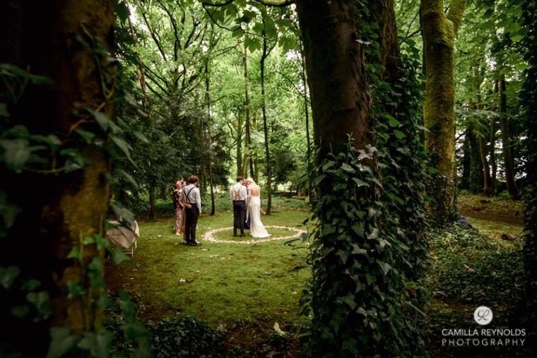 woodland wedding ideas england