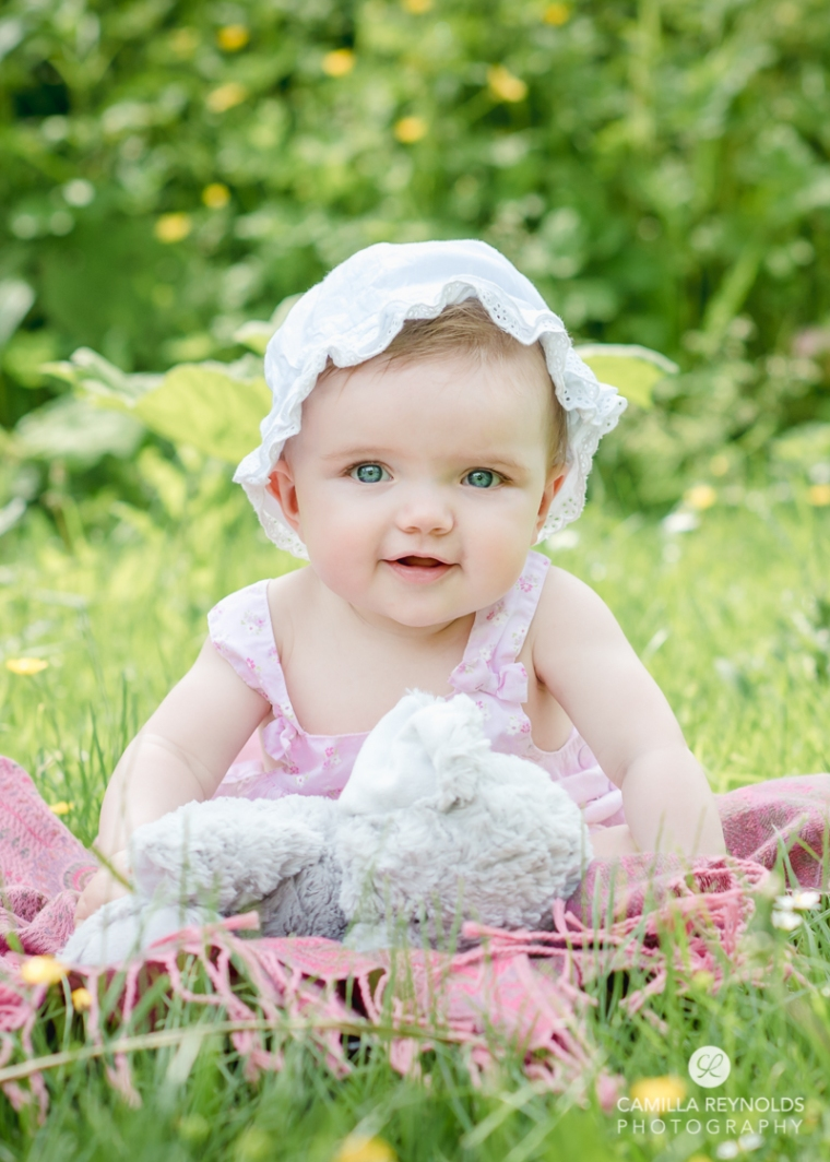 baby photography outdoor photo shoot