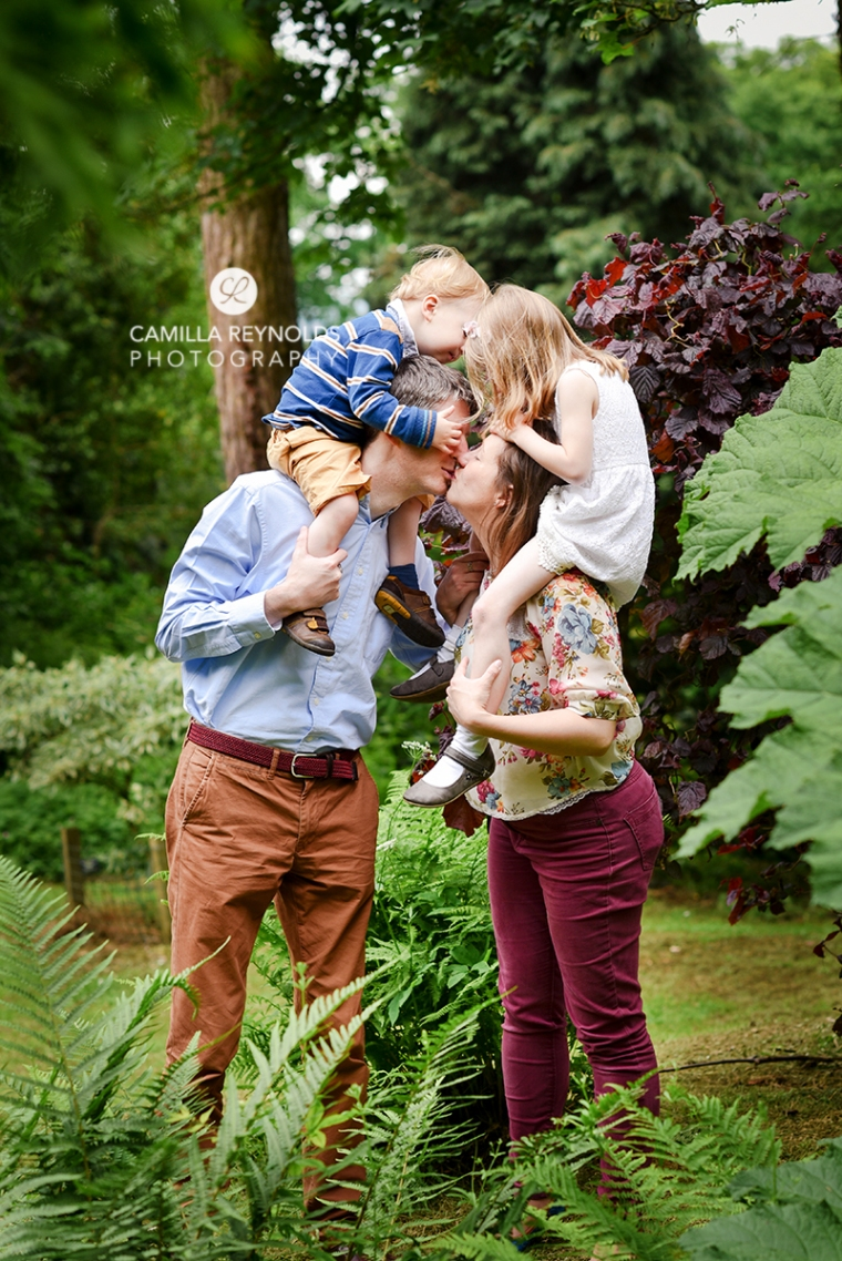 beutiful family photography gift voucher Cotswolds
