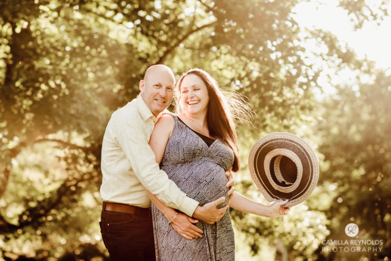 couple engagement pregnancy photographer cotswold
