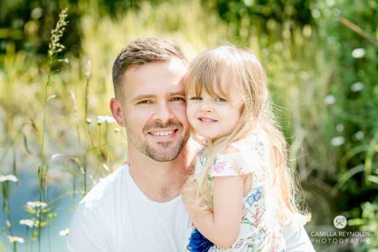 dad and daughter photo shoot family photography