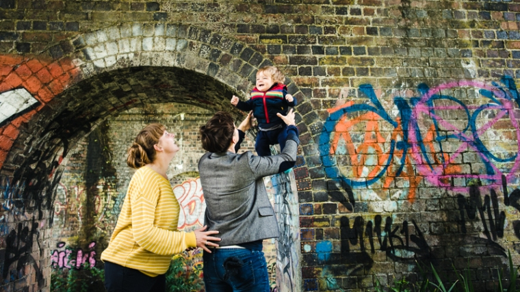 documentary natural family photography Cotswold