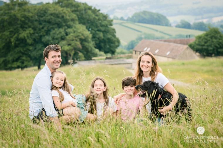 family wedding photographer Gloucestershire