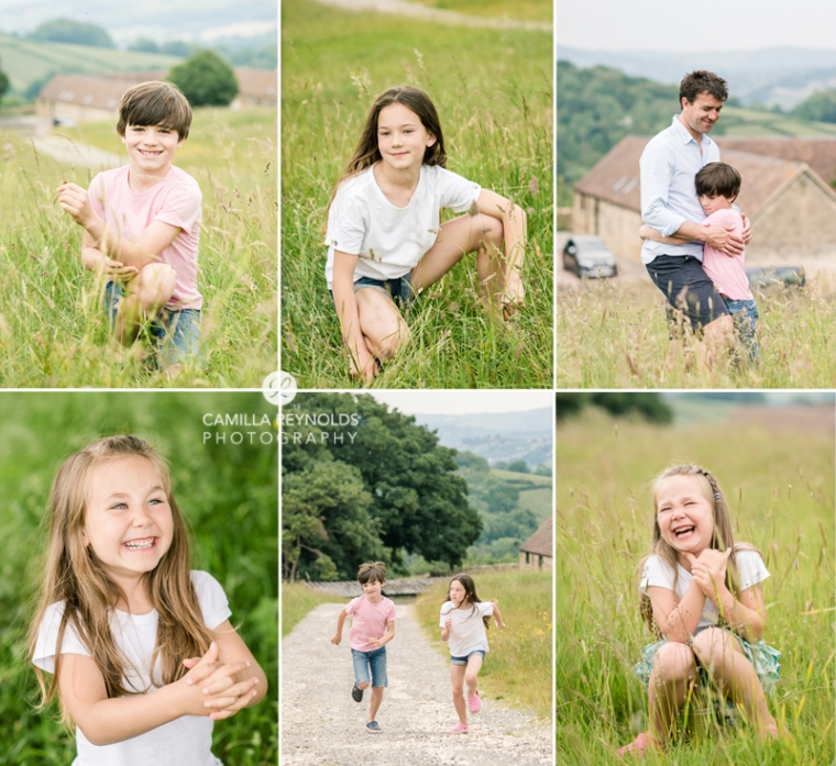 reportage documentary family kids children photography Cotswolds