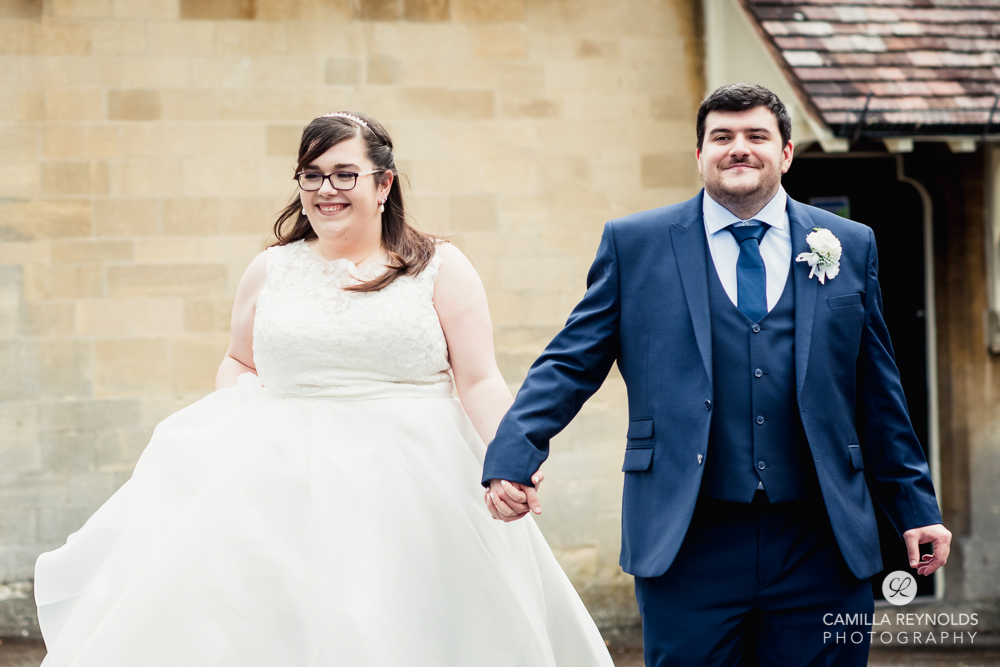 bride and groom married stroud register office cotswold photography