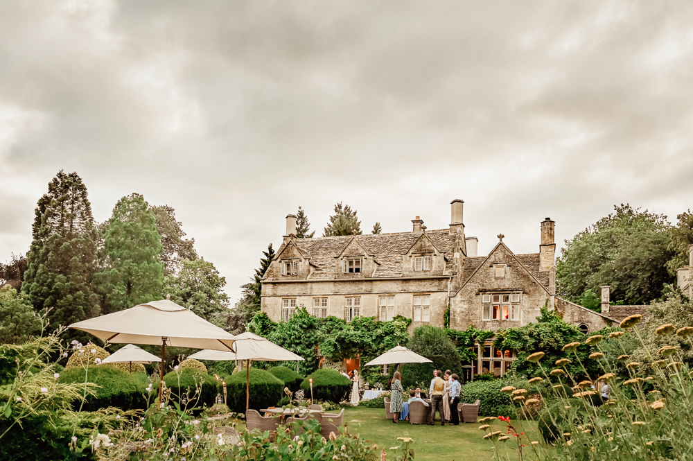barnsley house hotel and spa luxury  garden wedding cotswold photography