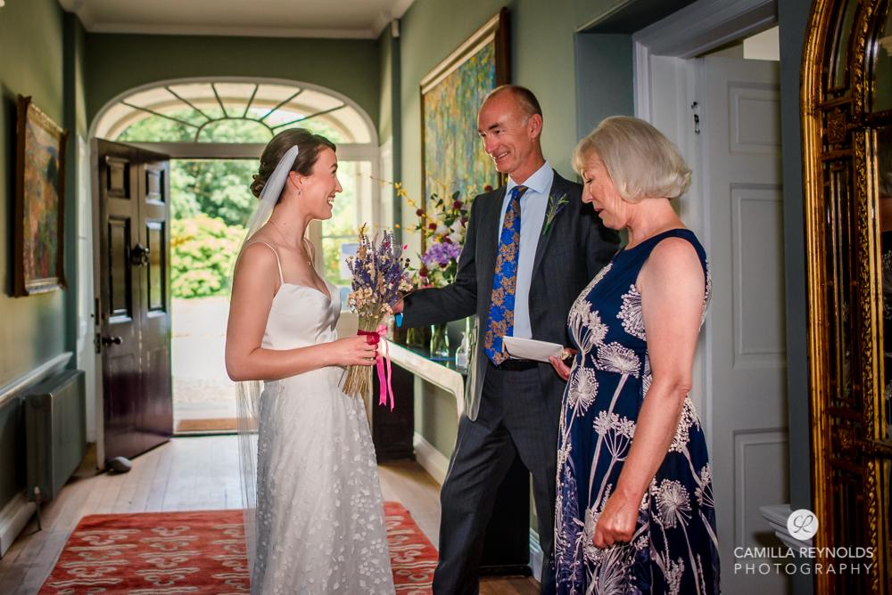 bright colourful documentary wedding photography cotswolds uk Gloucestershire
