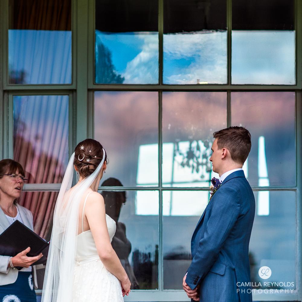wedding ceremony stunning creative wedding photography Cotswolds